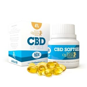 Càpsules d'oli de CBD 4%