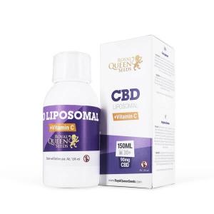 Vitamina C liposomal amb CBD