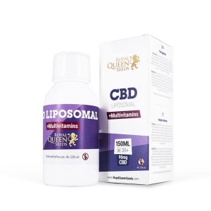 Liposomal Multivitamínic amb CBD