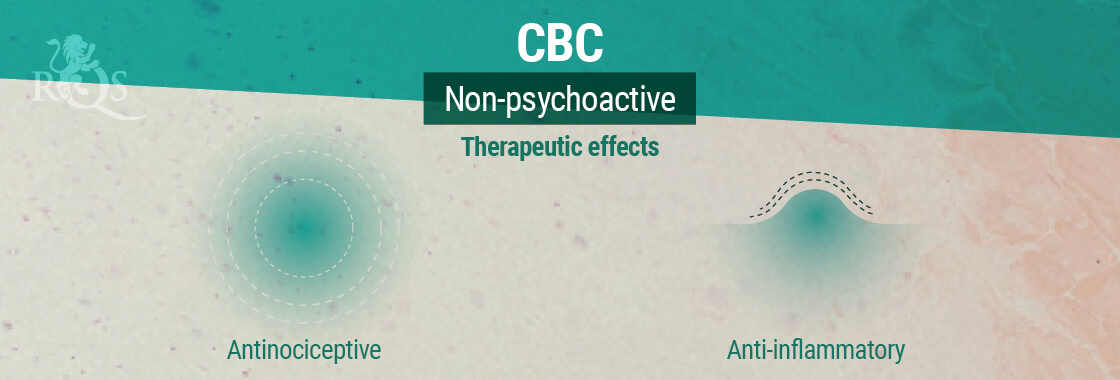 CBC Therapeutic Effects