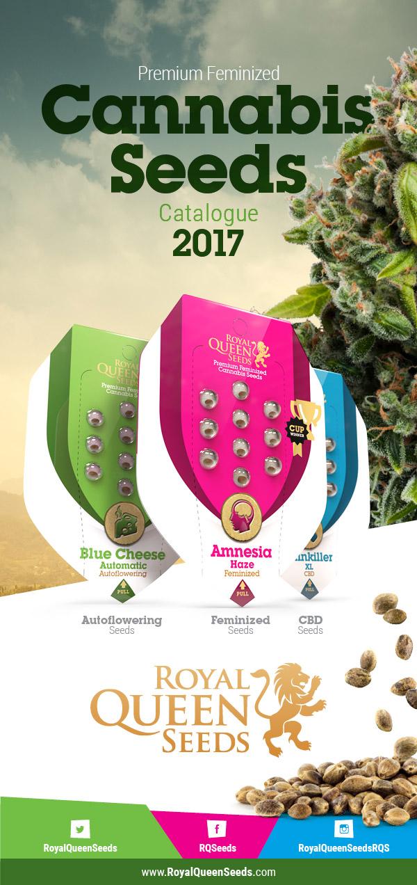 catàleg de llavors de cànnabis
