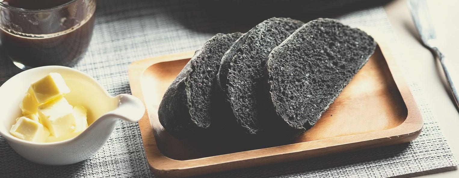 Charcoal Bread Recipe