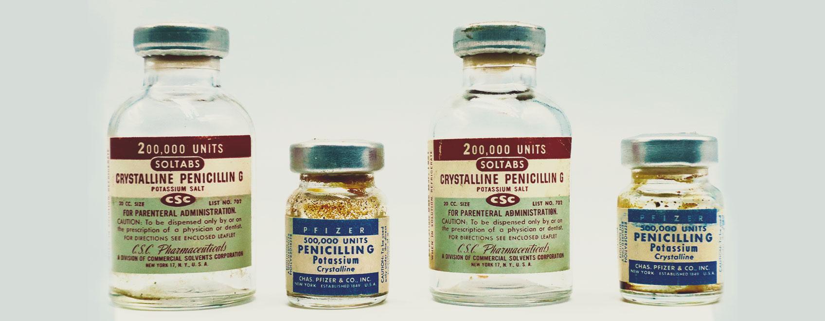 A Brief History of Antibiotics