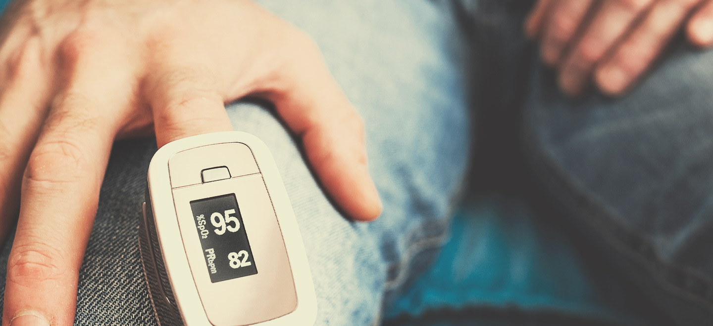 Increased heart rate & hypertension