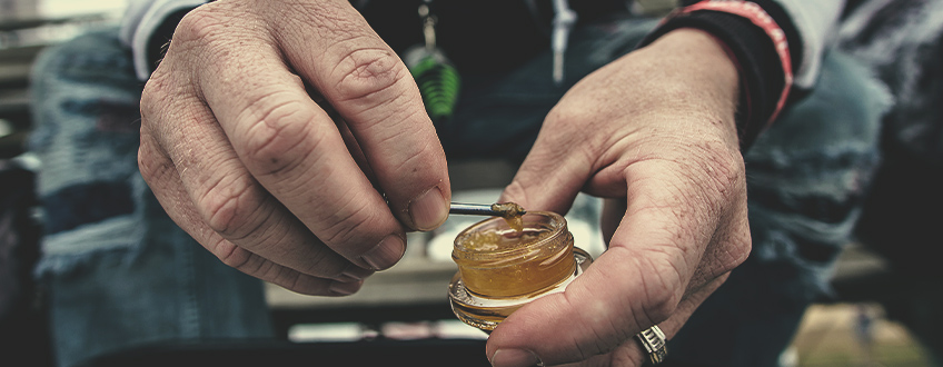 Oviously you have recreational cannabis and therapeutic cannabis, can you do extracts with both? Or can you just use them recreationally?