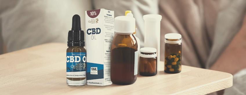 CBD vs Ibuprofen