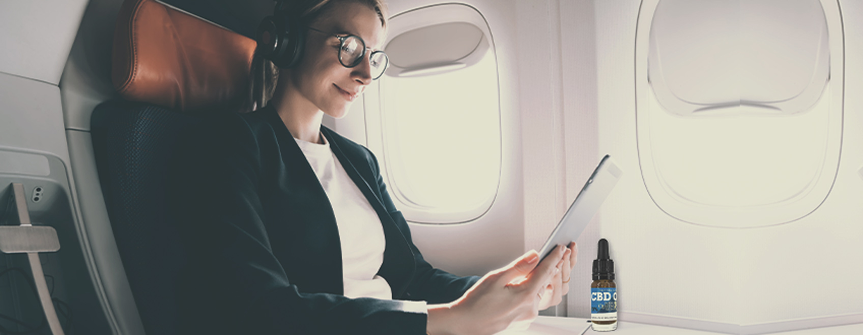 REASONS FOR FLYING WITH CBD
