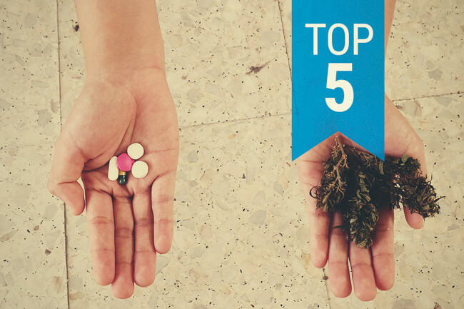 Top 5 Best Strains for Pain Relief