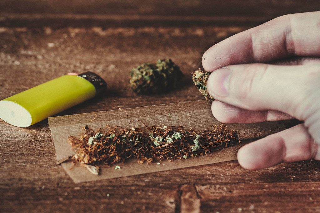 Smoking Tobacco With Your Weed Increases Risk Of Addiction